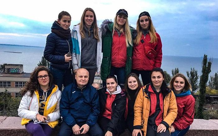 Тернопільські регбістки розпочала боротьбу у суперлізі Чемпіонату України