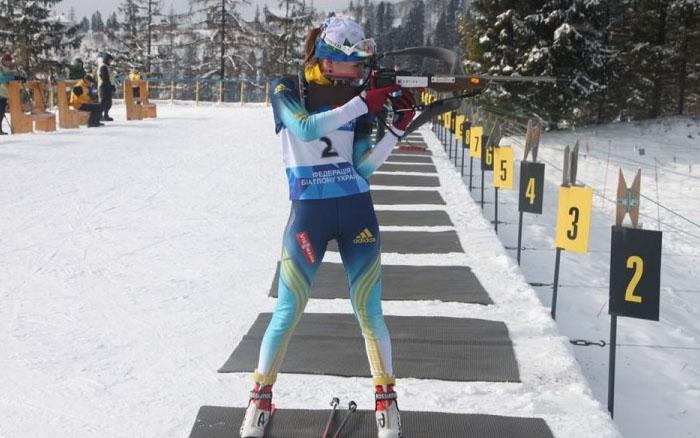 Марія Кручова 16-та в гонці переслідування на Кубку IBU