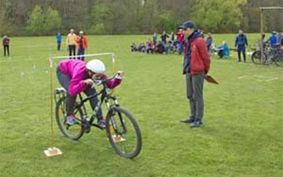 На Тернопільщині відбувся чемпіонат Тернопільщини з велосипедного туризму