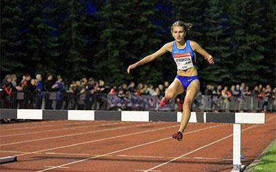 Наталія Стребкова бере участь у чемпіонаті Європи у Польщі