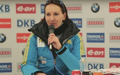 Олімпійська чемпіонка Олена Підгрушна розповіла про підготовку до нового сезону (ВІДЕО)