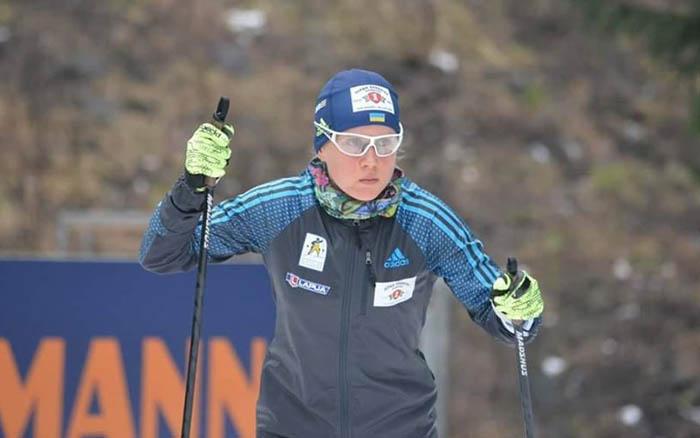 Меркушина виграла кваліфікацію жіночого супер-спринту на Кубку IBU