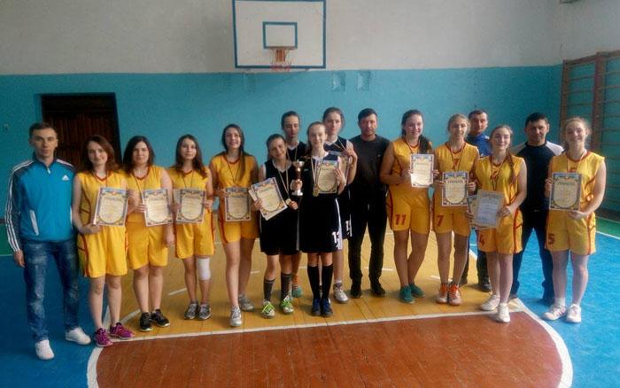 Триває ХХІІ Спортивні ігри школярів Тернопільщини