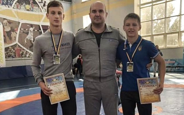 Тернополянин переміг на Міжнародному турнірі з греко-римської боротьби