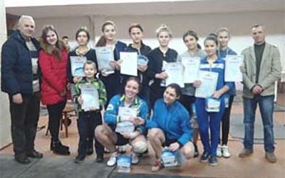 Важкоатлети обласної ДЮСШ з літніх видів спорту визначали кращих