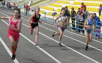 На Тернопільщини легкоатлети змагалися за нагороди