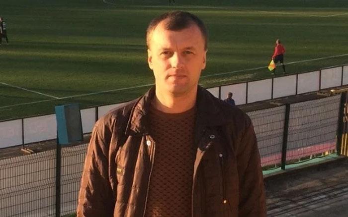 """Євген Андрушків: """"Гра почалася з грубої помилки нашого опорного півзахисника"""""""