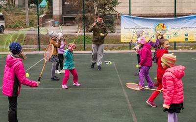 У Тернополі відбулися майстер-класи з бадмінтону для юних спортсменів (ФОТО)