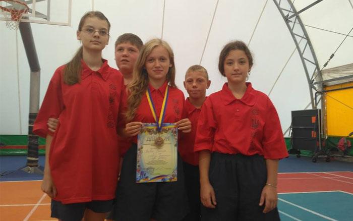 """Тернопільські діти з Інваспорту взяли участь у Всеукраїнській спартакіаді """"Повір у себе"""""""