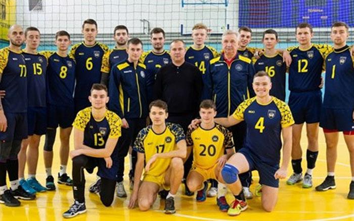Тернопільські волейболісти – бронзові призери чемпіонату України серед команд вищої ліги