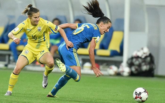 Жіноча збірна України з футболу проведе у Тернополі матч відбору на чемпіонат світу