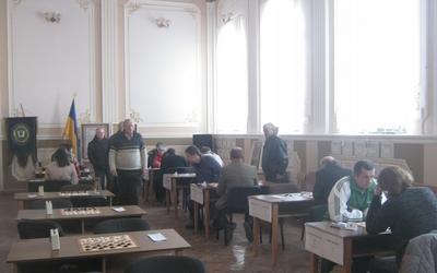 У Бережанах відбувся всеукраїнський турнір з шашок