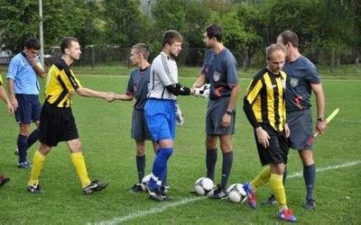 На перегляді у ФК Тернопіль — чемпіон Івано-Франківської області