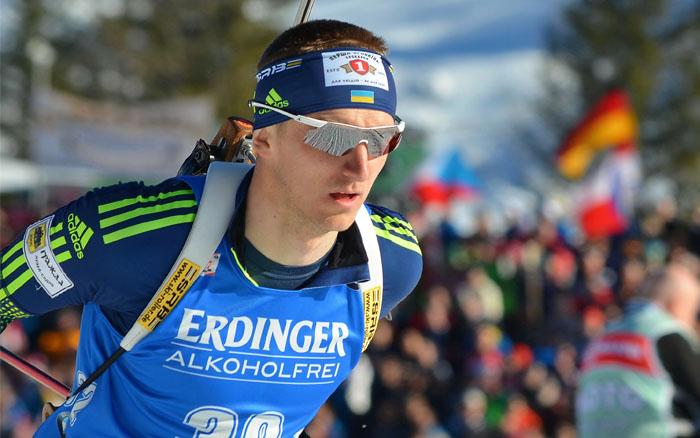 Підручний посів 9-е місце в спринті Хохфільцена