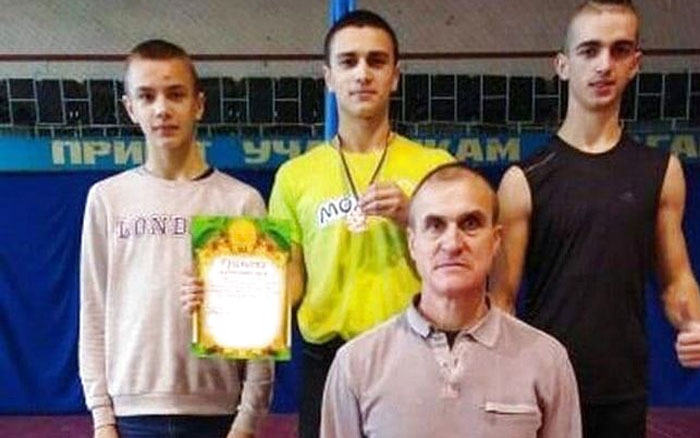 Спортсмен зі Збаража став призером чемпіонату України з гирьового спорту
