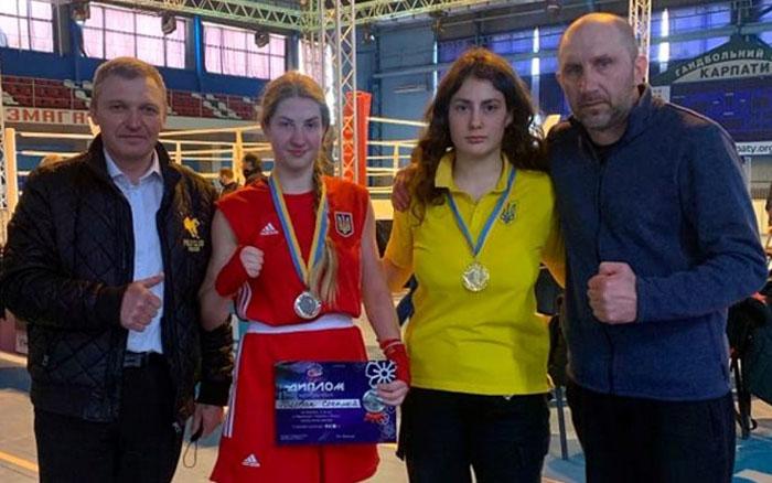 Золото та срібло здобули боксерки з Тернополя на чемпіонаті України