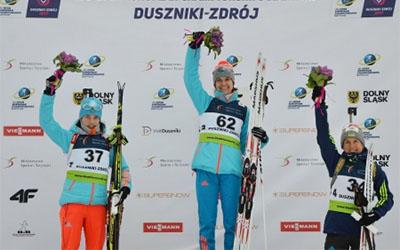 Анастасія Меркушина – третя в індивідуальній гонці на Євро-2017 з біатлону