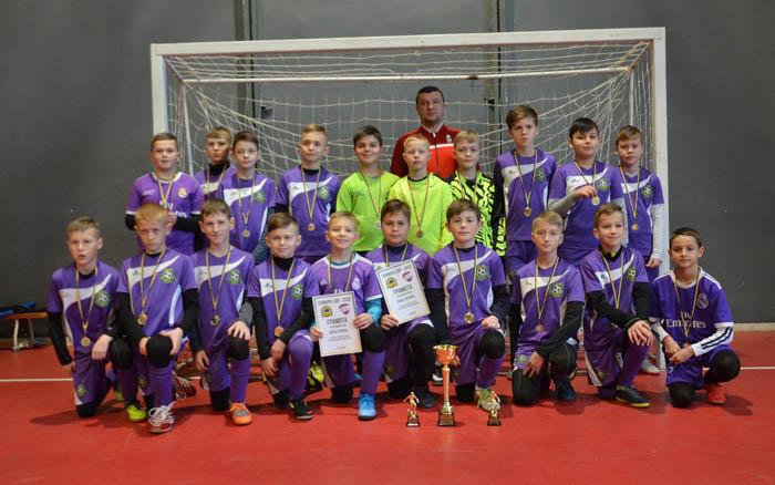"""Завершився турнір """"Ternopil CUP-2020"""" серед дітей 2008 року народження!"""