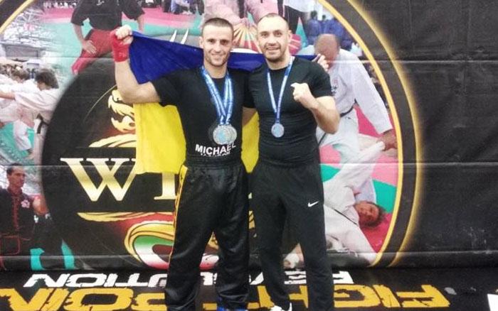 Кременецькі кікбоксер здобули на Чемпіонаті світу дві нагороди