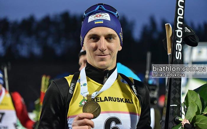 Відомий тернопільський біатлоніст Дмитро Підручний виступить на шоу-гонці City Biathlon у Німеччині