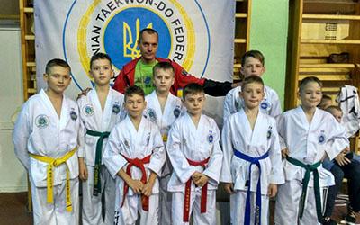 Тернополяни здобули нагороди в Кубку Федерації Таеквон-до І.Т.Ф. України