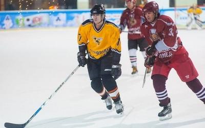 На кубок Тернопільської області з хокею претендують дві команди