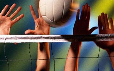 У Бережанах відбуваються районні змагання з волейболу