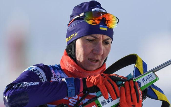 Підгрушна – шоста в жіночій спринтерській гонці на I етапі Кубка IBU