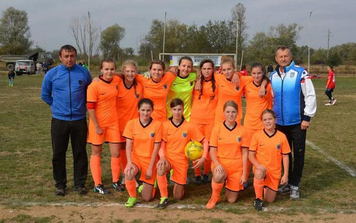 Тернопільські дівчата – восьмі на чемпіонаті України