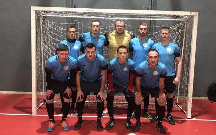"""ФК """"Таурів"""" – переможець третьої Тернопільської футзальної ліги!"""
