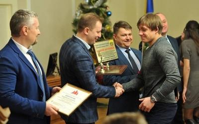 Хто став кращим спортсменом Тернопільщини за підсумком року