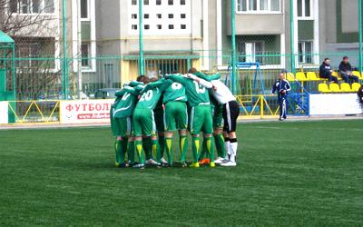 Реал Фарм - Нива. Нова команда — очікуваний результат (ФОТО)