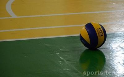 Результати 3-го туру чемпіонату області з волейболу серед чоловіків