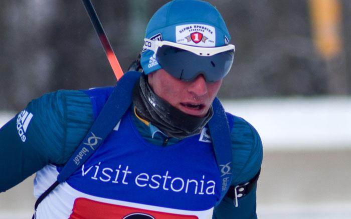 Руслан Бригадир – кращий серед українських юніорів у спринтерській гонці на Кубку IBU