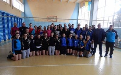 У Чорткові пройшов міжобласний турнір з волейболу серед дівчат