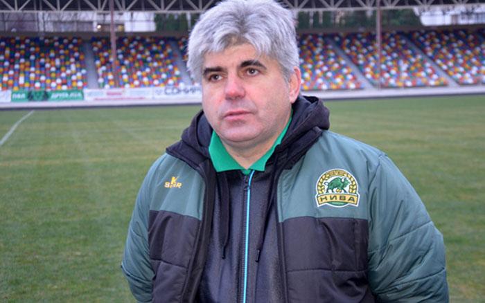 """Тренер тернопільської """"Ниви"""" — найкращий Другої ліги 2019 року"""