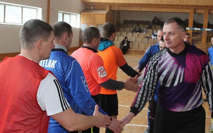 Борщівські та гусятинські ветерани – фіналісти футзального чемпіонату області