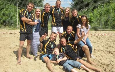 На київських пісках тернопільські регбісти взяли
