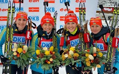 Олена Підгрушна здобула срібло Кубка світу