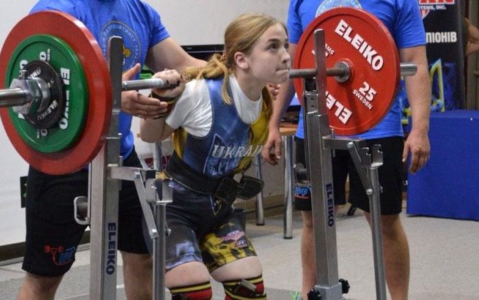Тернопільські спортсмени привезли медалі із юнацького чемпіонату України з пауерліфтингу