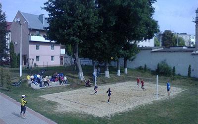 Пляжний волейбол на день Незалежності відбувся у Гусятині(ФОТО)