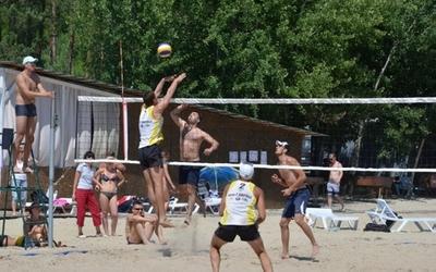 Вперше у Тернополі — змагання з пляжного волейболу