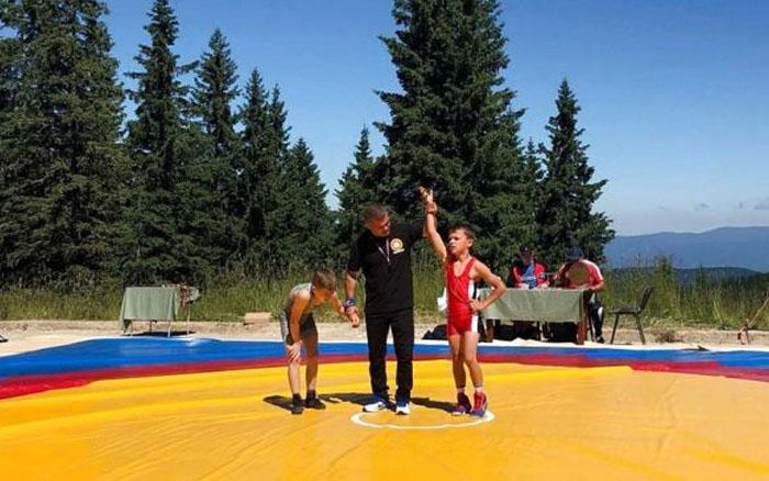 Борці з Тернополя стали призерами Міжнародного турніру у Румунії