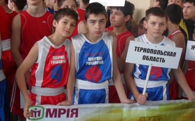 Тернопільський боксер — третій на чемпіонаті України серед школярів