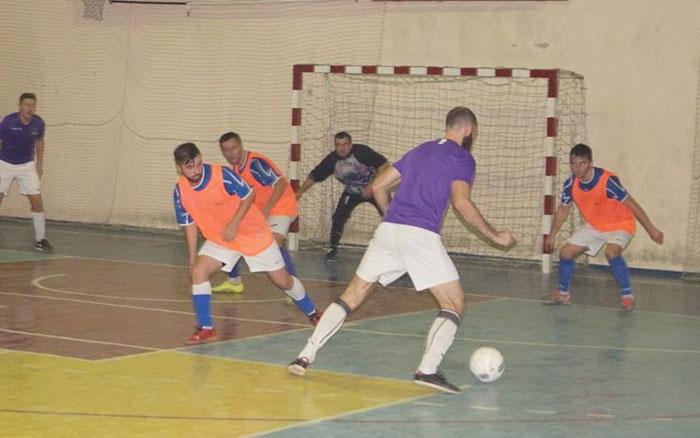 Результати 2-го туру Вищої футзальної ліги Тернопільщини