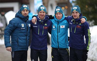 Збірна України з біатлону провалила естафету в Рупольдінгу