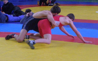 Дев'ятирічний борець зі Збаража став чемпіоном Всеукраїнського турніру