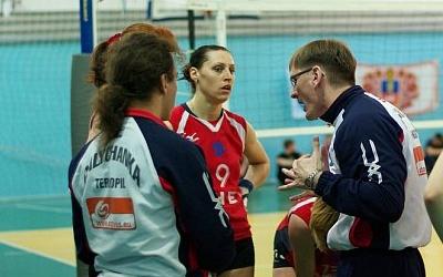 Тернопільська волейболістка гратиме у Сєвєродонецьку