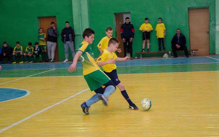 У Тернополі проведуть шкільну футзальну лігу