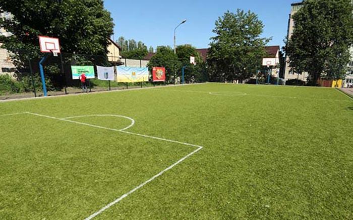 Для юних тернополян літо розпочинається зі спортивних заходів
